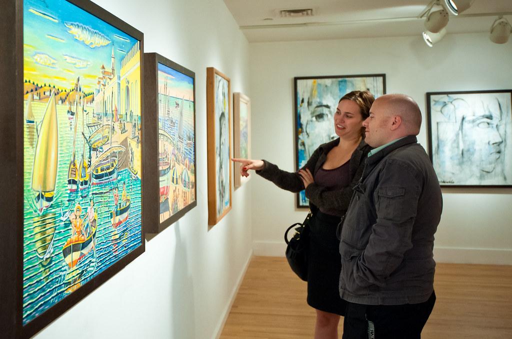 Fotos Exposición Tres Generaciones en Nueva York
