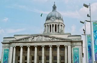 Nottingham Town Hall 21052019-1