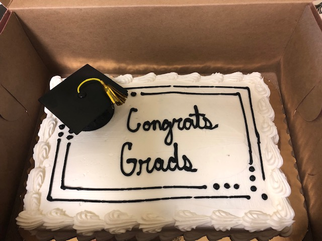 Graduation Sunday 2019