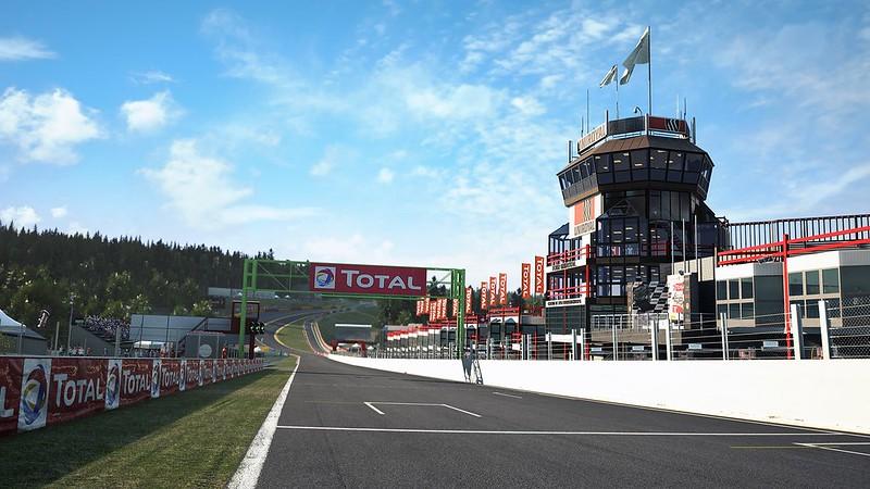 Assetto Corsa Competizione Spa 1