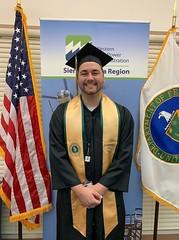 Pathways intern graduates