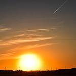 16. Mai 2019 - 19:31 - White sun orange glow