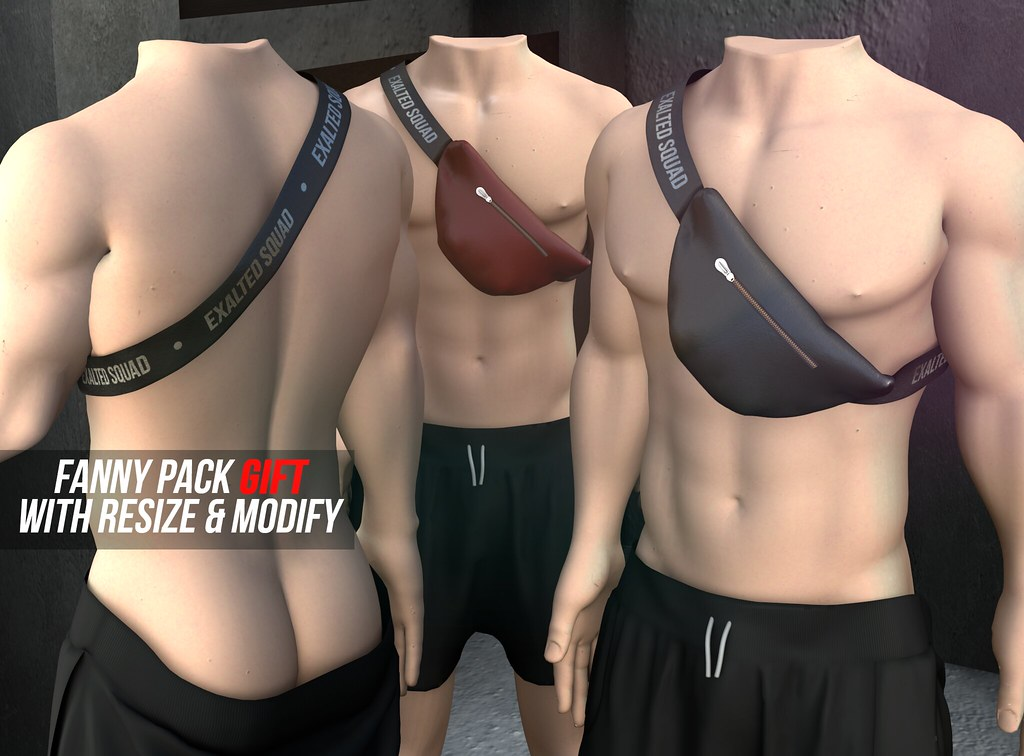 New Gift – Fanny Pack