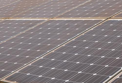 Centrale solaire SPE de Kouremale