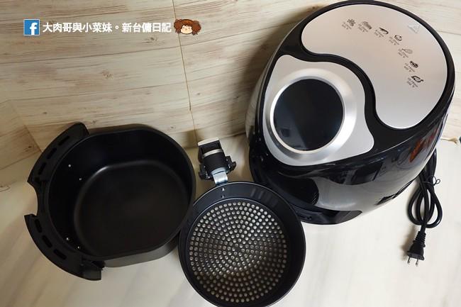 科帥 智能氣炸鍋 AF-106 多功能家用智能氣炸鍋 氣炸鍋推薦 天貓 淘寶 (9)