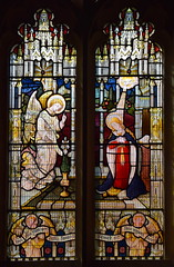 Annunciation (Lavers, Barraud & Westlake, 1889)