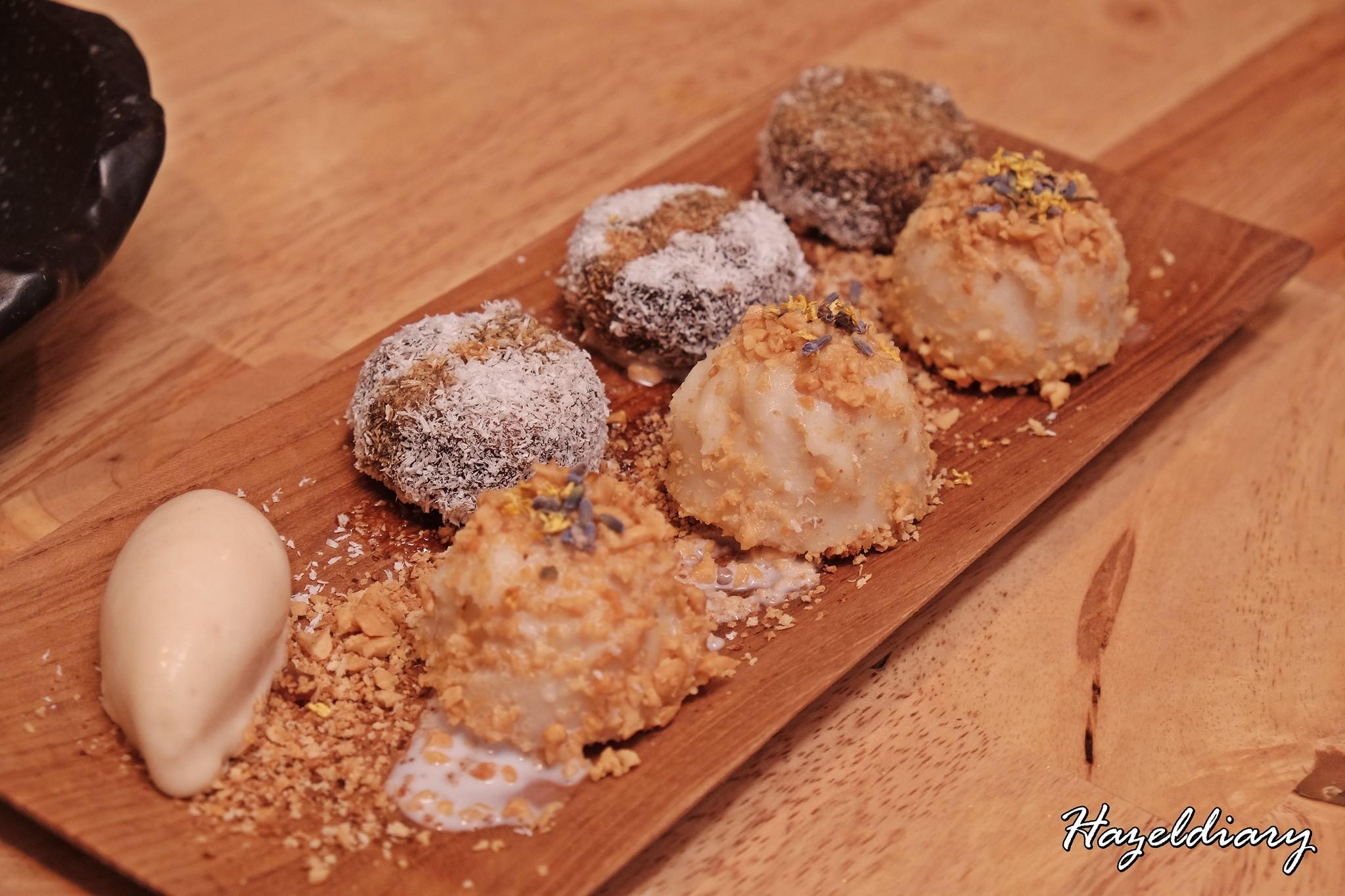 The Sampan Restaurant-Dessert