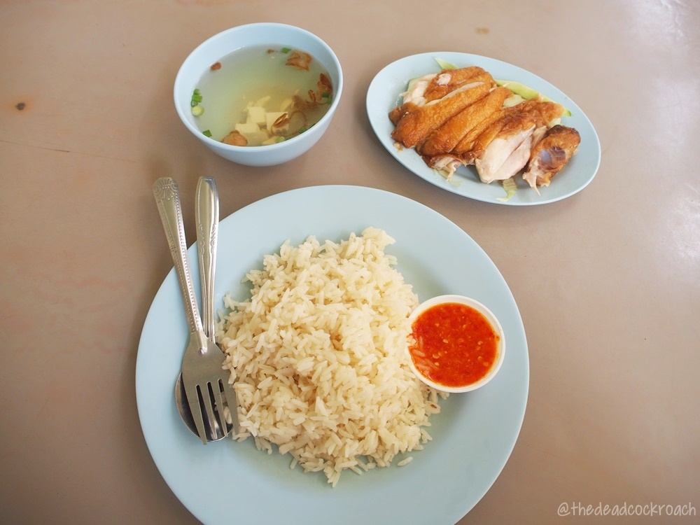 chatterbox chicken rice, chicken rice, commonwealth crescent market & food centre, food, food review, henry's chicken rice, mandarin orchard, review, roasted chicken rice, singapore, 兴利鸡饭, 鸡饭,
