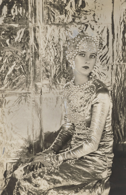 Baba Beaton as 'Heloise' in 'Great Lovers Pageant' by Cecil Beaton, 1927