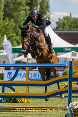 LONGINES GLOBAL CHAMPIONS TOUR AND GLOBAL CHAMPIONS LEAGE OF MADRID 2019.