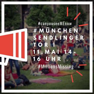 #MillionsMissing Deutschland | München