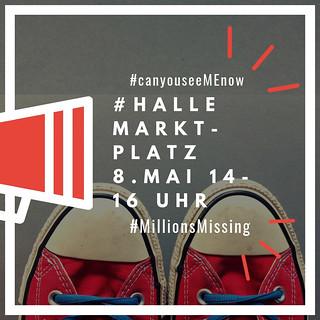 #MillionsMissing Deutschland 2019 | Halle