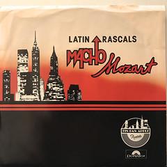 LATIN RASCALS:MACHO MOZART(JACKET A)