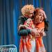 2. Angus Miller as Ferdinand and Kirsty Stuart as The Duchess. Photo credit Mihaela Bodlovic