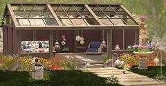 Spring Garden Pavillon