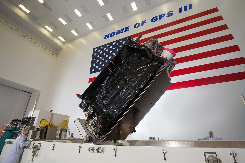 Second GPS III Satellite Shipping to Launch