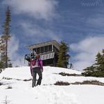 Numa Ridge Lookout