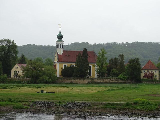 Kirche Maria am Wasser