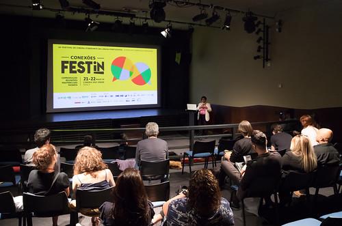 19.05. Diretora-Geral participa em painel do Conexões FESTin