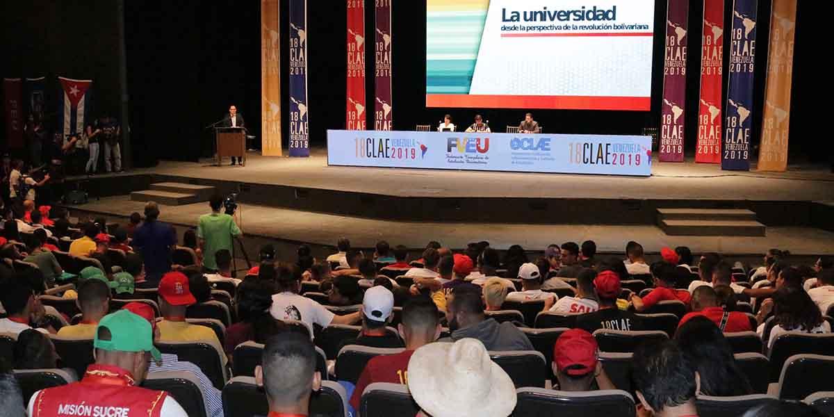 Foro y reuniones Organización Caribeña Latinoamericana