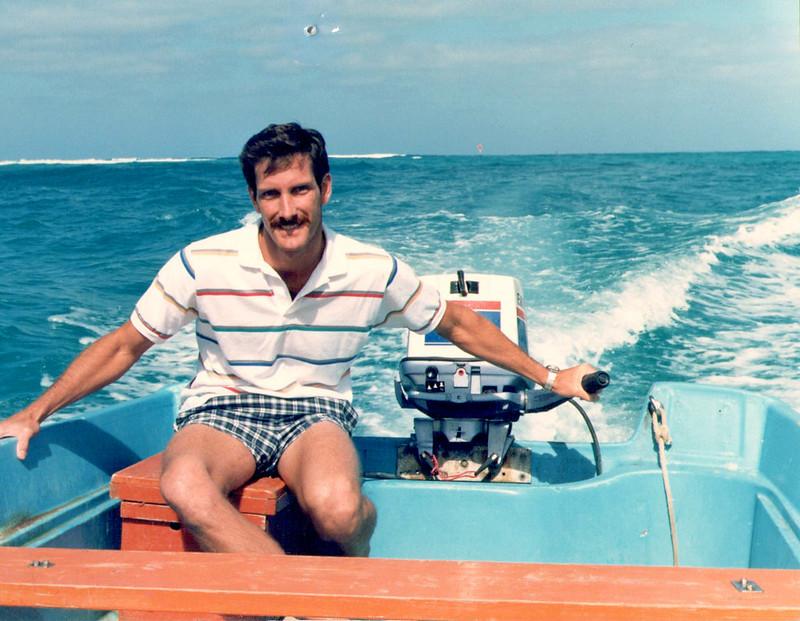Paul Olin, California Sea Grant Extension Specialist