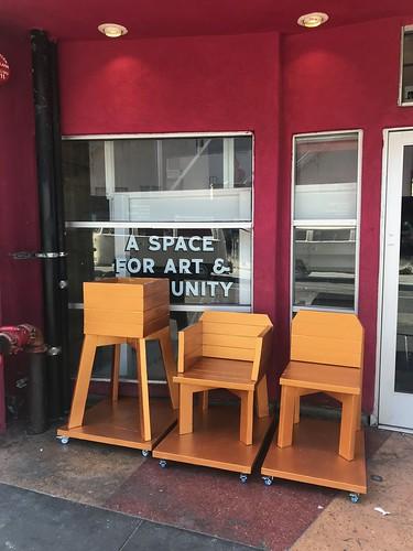 Urban Furniture Residency Counterpulse