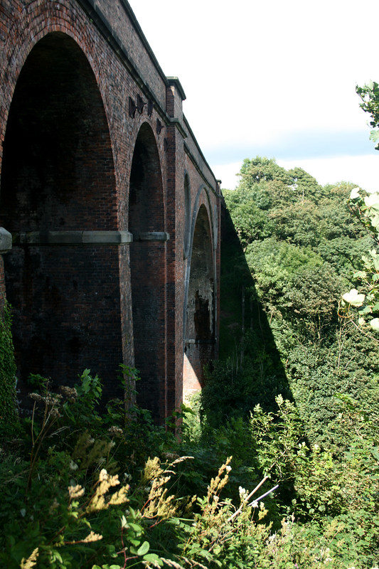 The viaduct at Hawthorn Hive