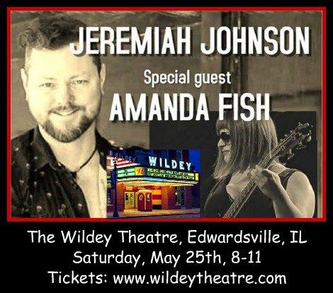 Jeremiah Johnson 5-25-19
