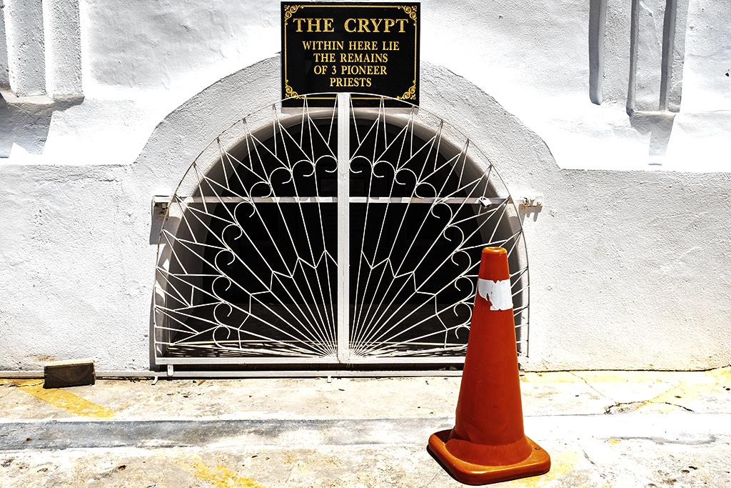 THE CRYPT--Malacca