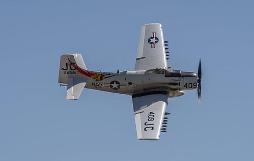 Skyraider Top Profile