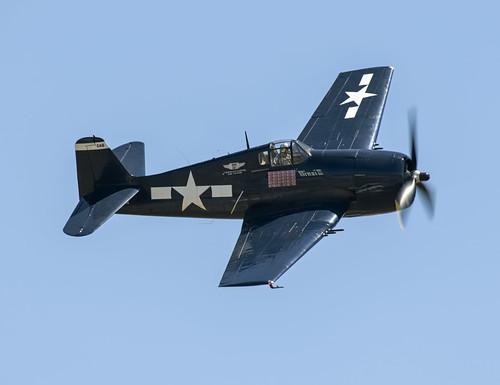 F6F Hellcat Right Hand Bank