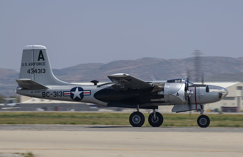 A-26 on the Ground