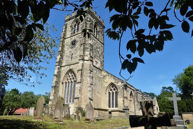 Bainton Church, East Yorkshire