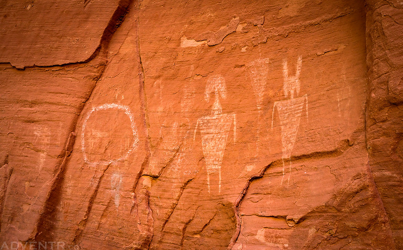 Castle Pictographs