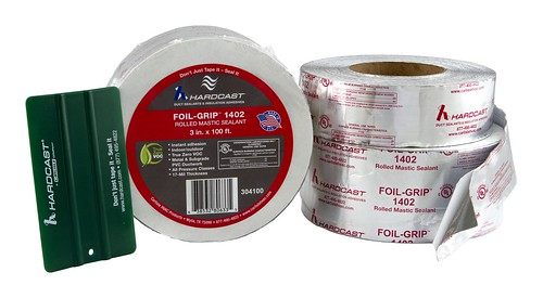 Foil Grip 1402 Printed Family With Green Squeegee Foil
