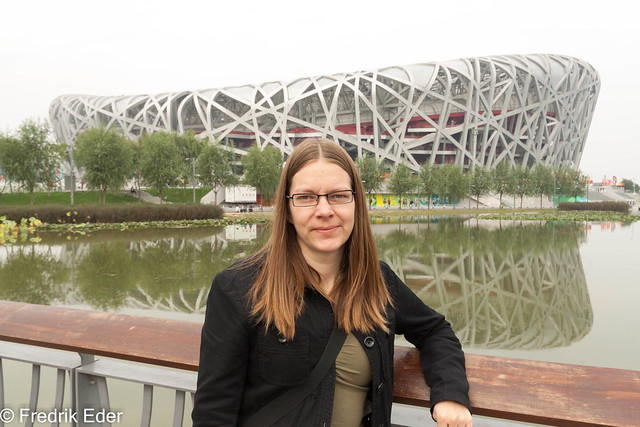 National Stadium (Bird's Nest)