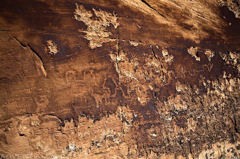 Old Petroglyphs
