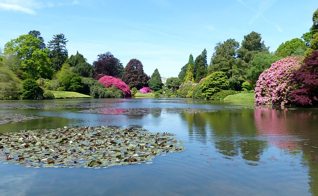 Sheffield Park in Springtime