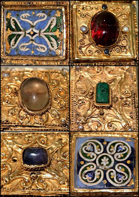 Detail - The Sion Gospels