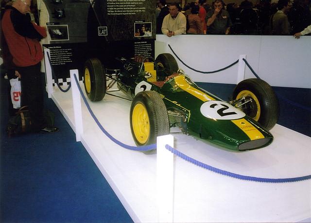 1963 Lotus-Climax 25