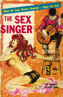 Bedside Books 1240 - Jeff Stewart - The Sex Singer