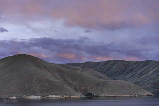 Pink reservoir