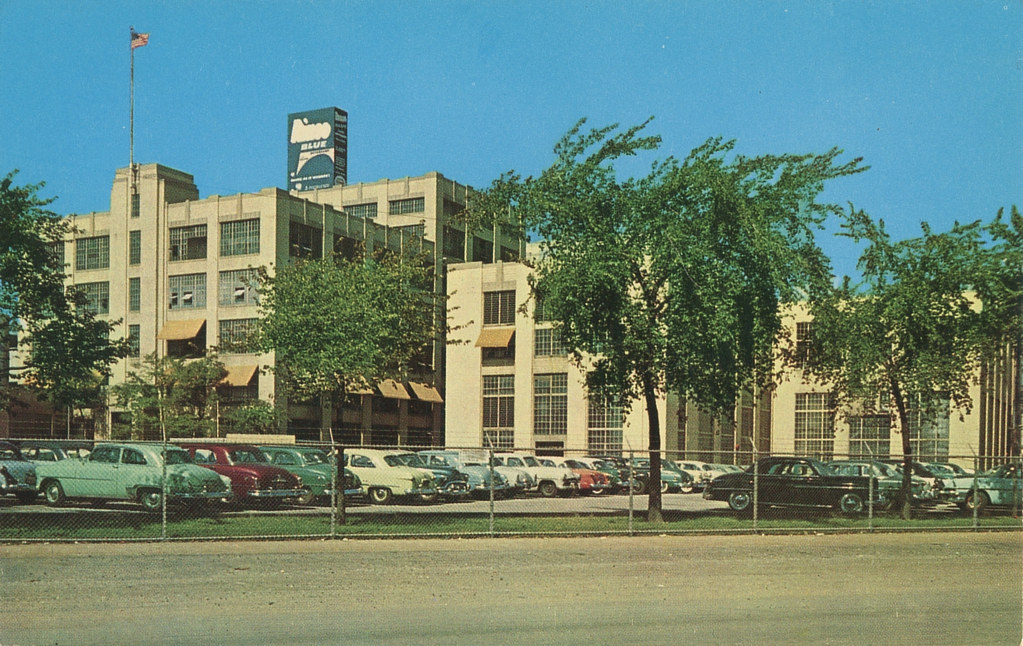 Lever Brothers Company, Hammond Plant, 1955 - Hammond, Ind… | Flickr