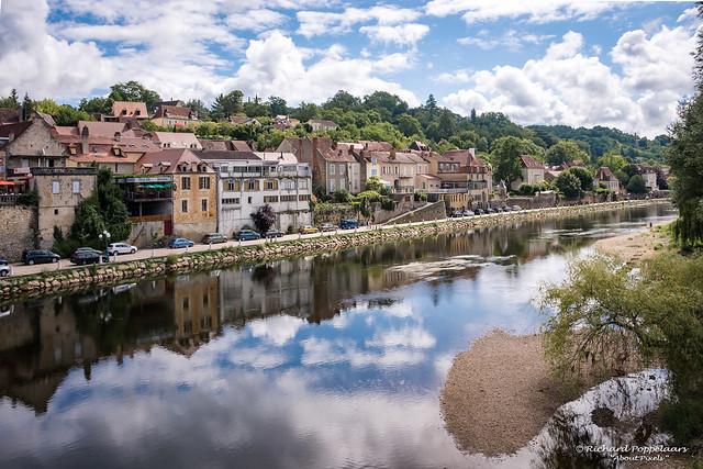 Vézère river (Le Bugue/FR)