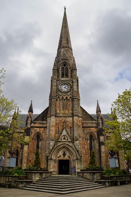 St Kessog's Kirk, Callandar