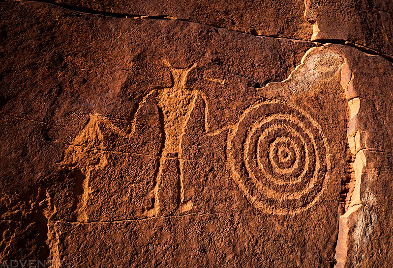 Nice Little Petroglyphs