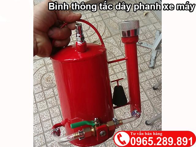 Binh thong dau day phanh xe may - 2