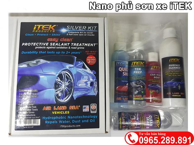 Nano iTek phu son xe