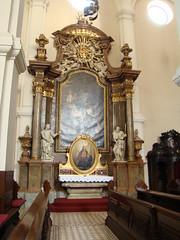 Bratislava Iglesia de los Franciscanos de la Anunciación Eslovaquia 09