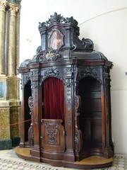 Bratislava Iglesia de los Franciscanos de la Anunciación Eslovaquia 06